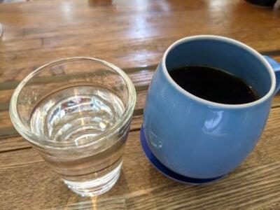 ラダーコーヒーのハンドドリップコーヒー